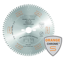 Серия 283 CHROME пилы по двусторонним ламинированным панелям CMT Дисковые пилы Инструмент