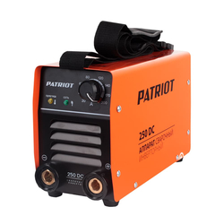Patriot 250DC MMA Кейс, Сварочный аппарат Patriot Инверторы Дуговая сварка