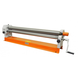 Станок вальцовочный ручной настольный Stalex W01-1.5х1300 L Stalex Ручные Вальцы для металла