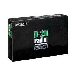 R-20 Пластырь кордовый радиальный 90*135мм (упак. 10шт) Rossvik Радиальные пластыри Расходные материалы