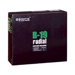 R-19 Пластырь кордовый радиальный 105*120мм (упак. 10шт) Rossvik Радиальные пластыри Расходные материалы