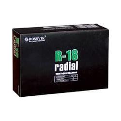 R-18 Пластырь кордовый радиальный 75*110мм (упак. 10шт) Rossvik Радиальные пластыри Расходные материалы