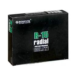 R-15 Пластырь кордовый радиальный 90*105мм (упак. 10шт) Rossvik Радиальные пластыри Расходные материалы